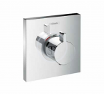 Hansgrohe Shower Select - Termostat pod omítku, chrom, 15760000