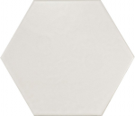 HEXATILE Blanco mate 17,5x20                                                     ( 20339 )