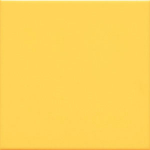UNICOLOR 20 Amarillo Yema brillo 20x20 ( F54 )