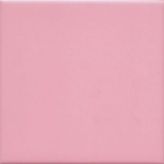 UNICOLOR 20 Rosa Palo brillo 20x20 ( F55 )